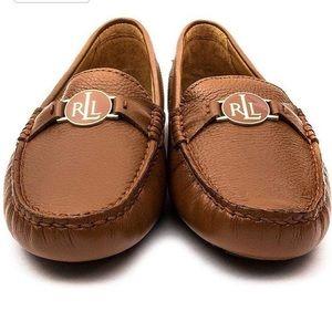 Ralph Lauren Carley driving loafers